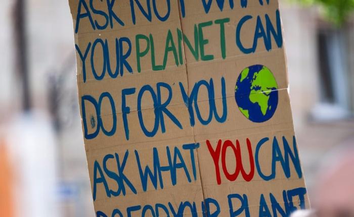 Was können wir persönlich gegen die Klimakrisetun?