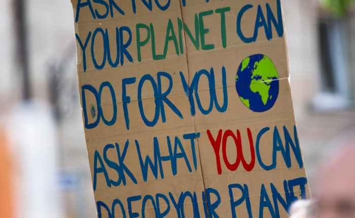 Die Klimakrise ist da. Doch was tun wirdagegen?